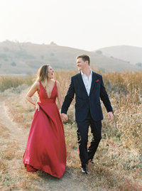Kirsten + Peter Coyote Hills Regional Park Engagement Session Sneak Peeks - Cassie Valente Photography 0039