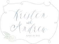 wedding-logo-kristen-andrew