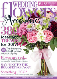 Wedding Flowers and Accesoris Winter 16Cover