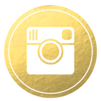 Gold-Foil-Media-Buttons-Set-Insta