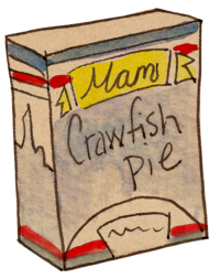 crawfish pie mix