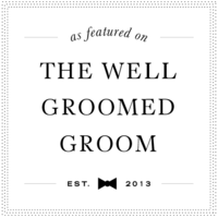 Well Groom Groomed Badge
