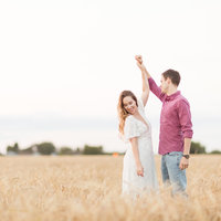 Ottawa-Wedding-Photographer-Bride-Groom-golden-field-Photo-1