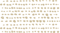 gold dot pattern