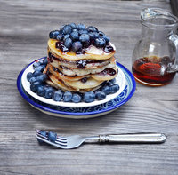 Blueberry-Stack-Birch-Benders-Pancakes