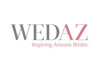 Phoenix Wedding Photographers Ryan & Denise featured in WedAZ Magazine