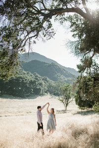 Sedona arizona engagement session