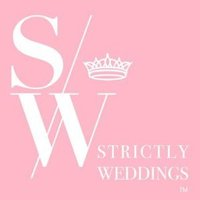 strictly+wedding+logo