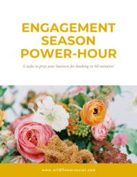 Freebie - Engagement Season Power Hour