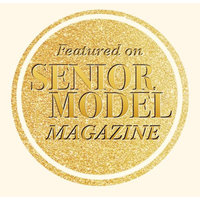 senior model magazine icon