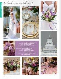 beautiful bride orlando summer style shoot 2015