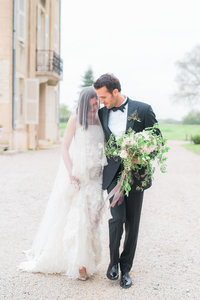 French Chateau Wedding _ Hello Blue Photo-117