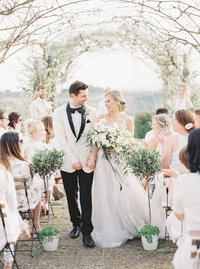 Tuscany Wedding Erica Nick - Lauren Fair Photography181