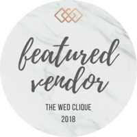 Featured Wedding Vendor _ The Wed Clique