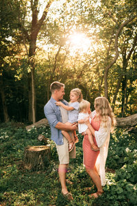 Family Session anoka Minnesota