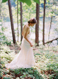 lakehouse wedding in utah by brushfire photography