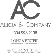 Alicia & Company Dark Grey Logo