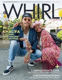 Whirl Magazine Peachie Wimbush Wiz Khalifa Mecca Gamble Photography