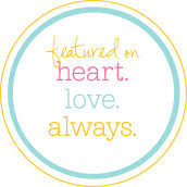 Heart Love Always Badge