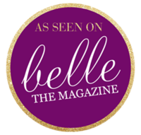 belle the official magazine badge