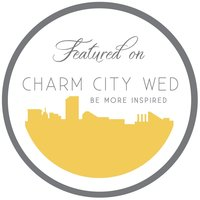 Baltimore Maryland wedding photographer published featured Charm City Wed