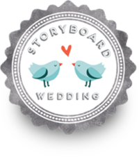 C. Tyson Photography has been published in storyboard weddings