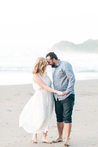 Piha Beach New Zealand International Fine Art Wedding Photographer Lauren R Swann Photography