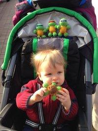James Ninja Turtles