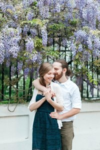 Rebekah Emily Photography Charleston Photographer Downtown Charleston Engagement Session_0001
