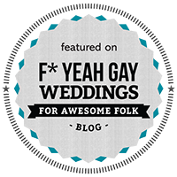 FuckYeah Gay Weddings