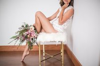 Flower Intimate Fine Art Boudoir Bridal Photo Session Kathy Forest Design Yours Truly Portraiture-123