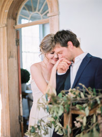 Romantic and French style wedding photos from Northern Virginia.  Photos by Northern Virginia top wedding photographer Jalapeno Photography.