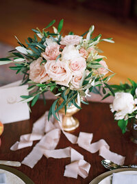 Yorkshire wedding florist38