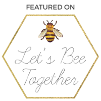 Featured on Let's Bee Together