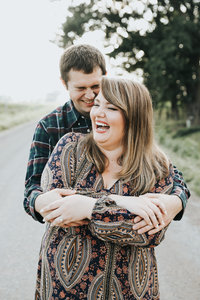 Iowa wedding photographer Jesup engagement Lauren and Luke (30)