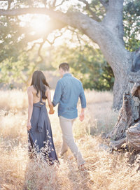 california-film-engagement-session