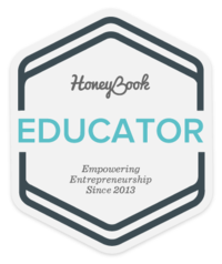 HoneyBook Educator Badge (2)