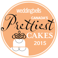 Weddingbells Canada Prettiest Wedding Cakes 2015 Published Feature Jess Collins Photography Destination Wedding Photographer