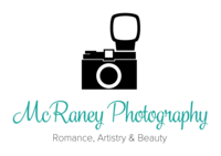 McRaney Photography 2016 logo with color and transparent background