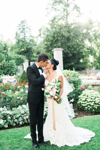 Casa Loma Wedding by Destiny Dawn Photography