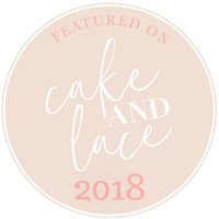 featured in cake and lace blog