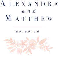wedding-logo-alex-matthew