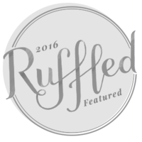ruffled badge copy