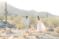 Fall Family Session At South Mountain - Phoenix Family Photographer - Atlas Rose Photography AZ01