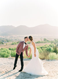 Liz + Wes Solvang California Old Mission Santa Ines Wedding - Cassie Valente Photography 0163