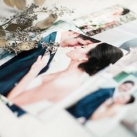 Wedding image prints for display