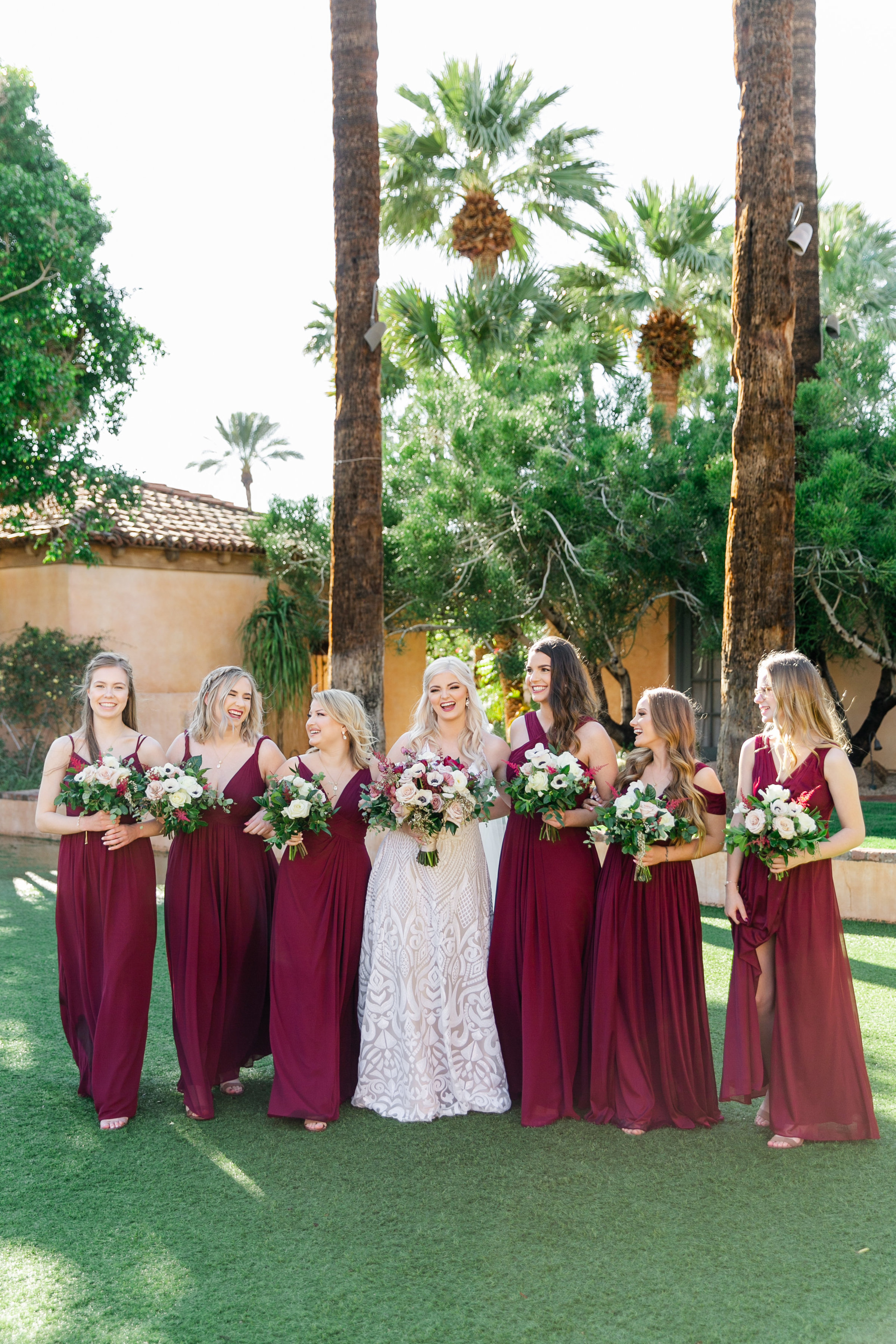 Karlie Colleen Photography - The Royal Palms Wedding - Some Like It Classic - Alex & Sam-241