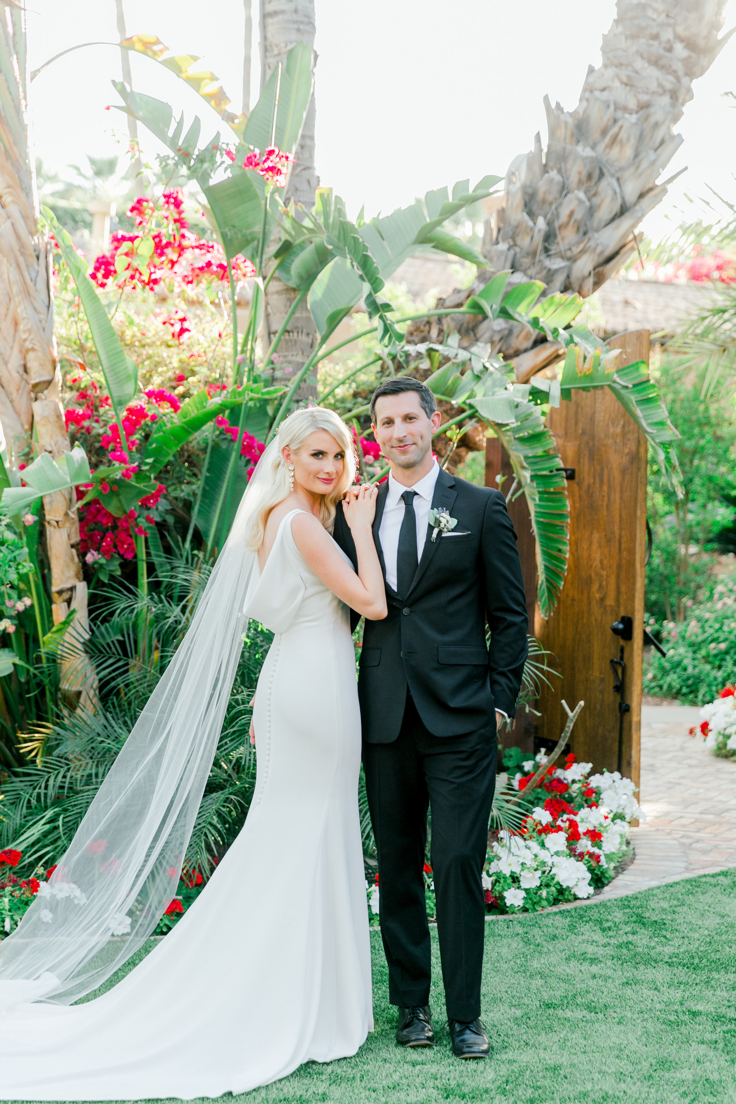 Karlie Colleen Photography - Arizona Wedding - Royal Palms Resort- Alex & Alex-131