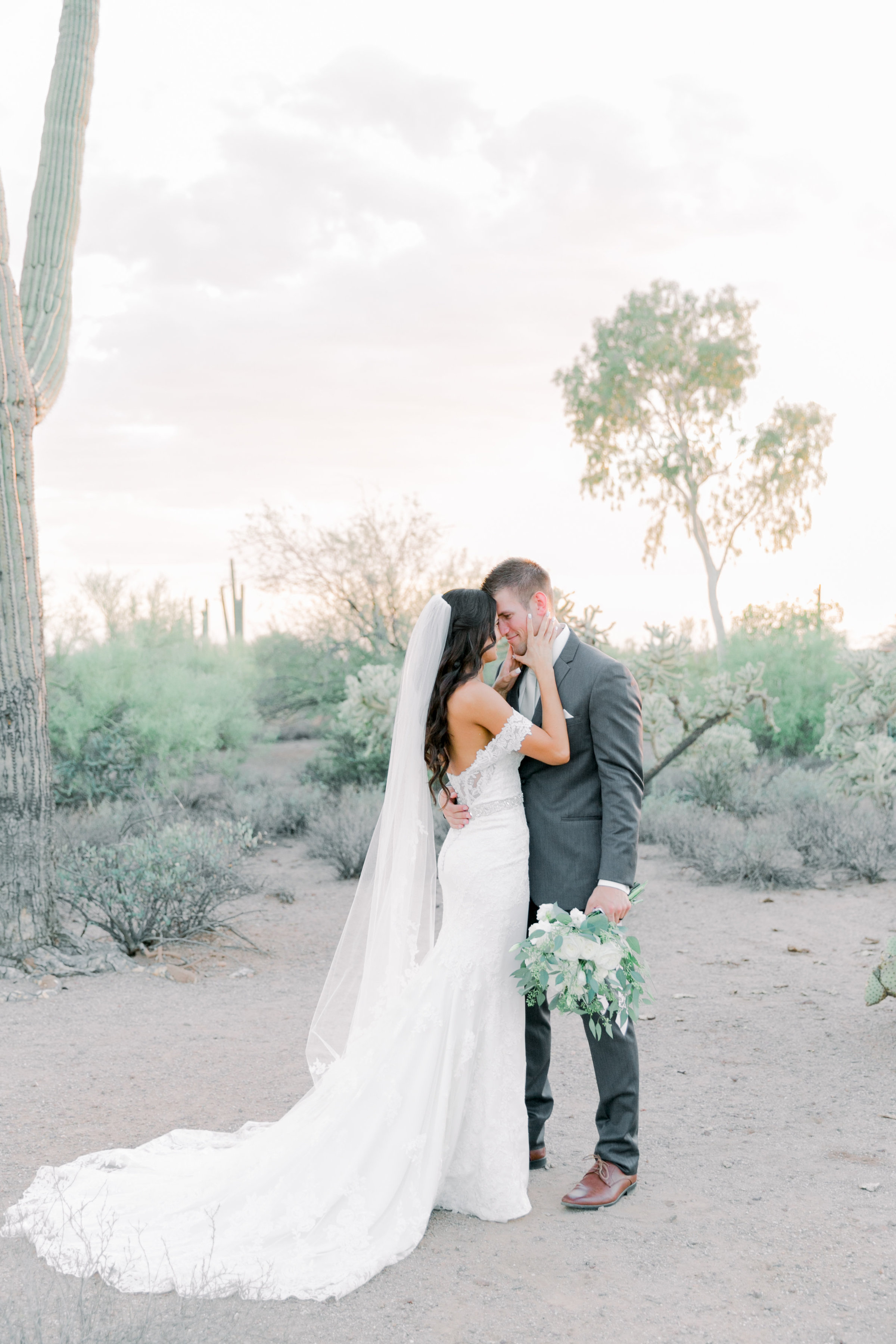 Karlie Colleen Photography - Arizona Wedding - The Paseo Venue - Jackie & Ryan -637