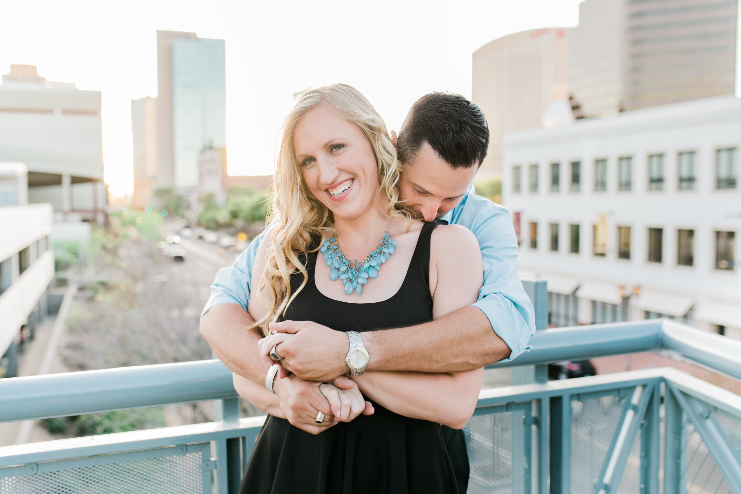 Karlie Colleen Photography - Liz & Lorenzo & Engagement Session-170